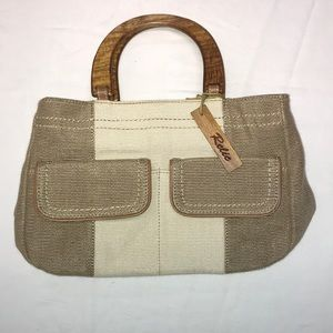 Relic Woven Bag NWOT